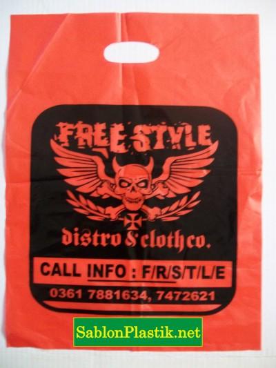Free Style Distro dari Bali