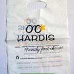 Sablon Plastik Bali pesanan Hardis Optical
