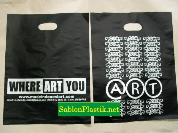 Sablon Plastik Art Denpasar
