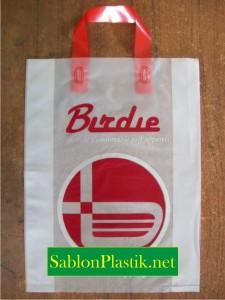 Sablon Plastik Cangklong Jakarta pesanan Birdie