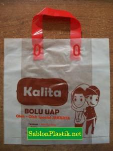 Sablon Plastik Cangklong Jakarta pesanan Toko Kalita