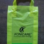 Sablon Plastik Cangklong Solo pesanan Konicare