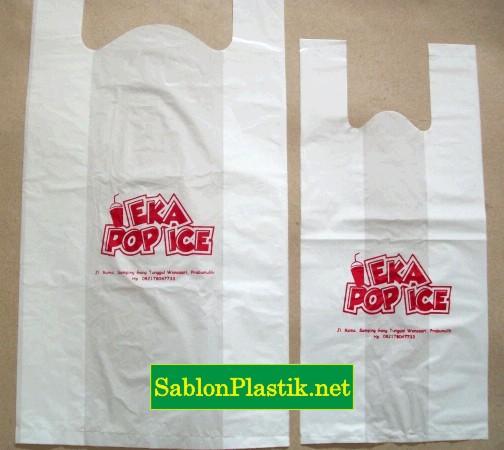 Sablon Plastik Eka Pop Ice Prabumulih