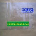 Sablon Plastik Yogyakarta pesanan Juara