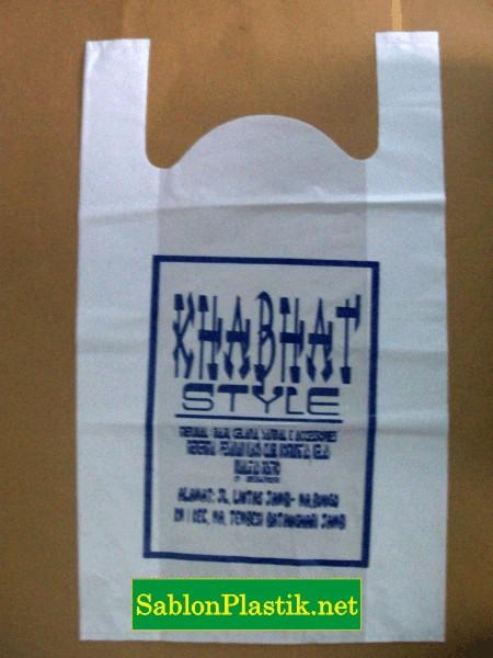 Sablon Plastik Khabhat Style Jambi