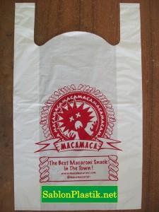 Sablon Plastik Kresek Jakarta pesanan Macamaca