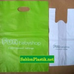 Sablon Plastik Plong Dan Kresek Fun Baby Shop di Daik Lingga Kepulauan Riau