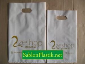 Sablon Plastik Plong Lipat Samarinda pesanan Zeshop