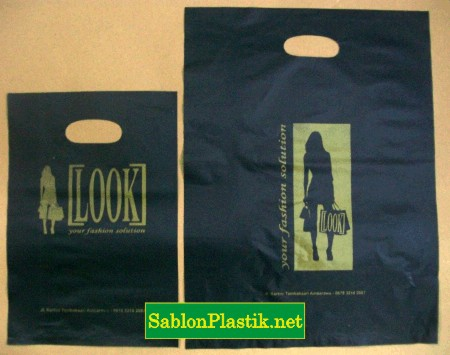 Sablon Plastik Plong Look Fashion di Ambarawa Semarang 1