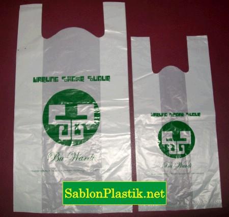 Sablon Plastik Warung Sabar Subur Bu Hardi Yogyakarta