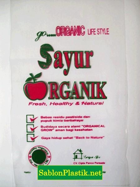 Sayur Organik Manado