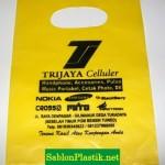 Sablon Plastik Plong Tri Jaya Cell Pesanan dari Bali