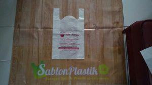 Sablon Plastik Kresek Yogyakarta untuk Gudeg Yu Narni