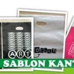 Kantong Kresek dengan logo usaha