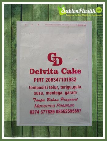 Kemasan Delvita Cake