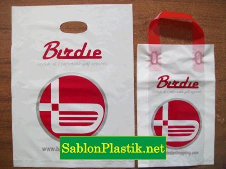 Sablon Plastik Cangklong dan Plong Jakarta pesanan Birdie