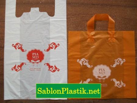 Sablon Plastik Kresek Yogyakarta pesanan PIA M23