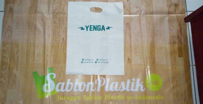 Sablon Plastik Plong Yogyakarta Yenga